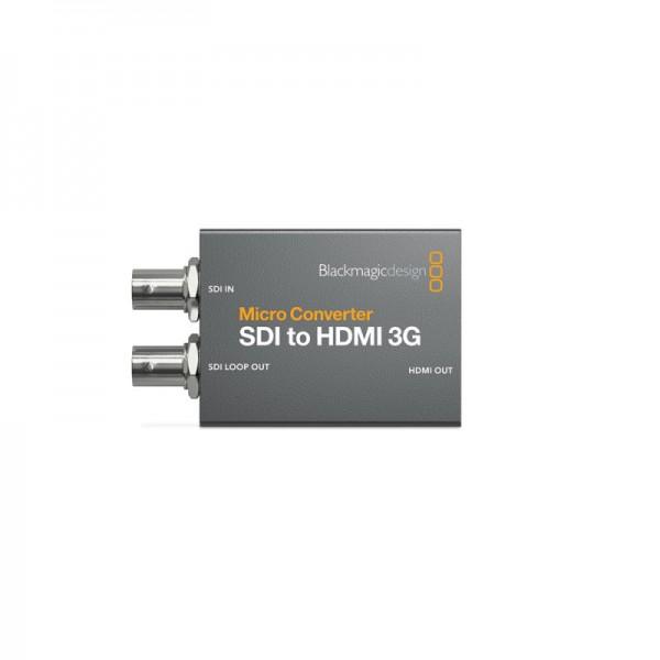 Blackmagic Design Micro Converter SDI to HDMI 3G PSU