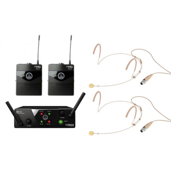 Headset Wireless Bundle 2
