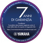 Yamaha DXS 12 MKII