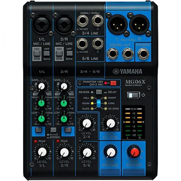 Mixer Analogici Yamaha MG06X